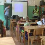 Crveni krst Zaječar sprovodi akciju ''Bezbednost dece u saobraćaju''