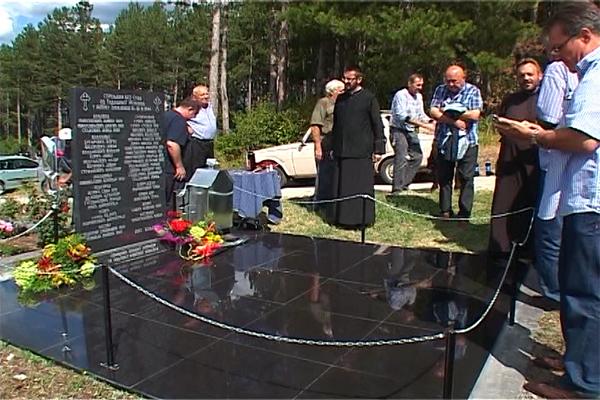 Boljevac: Parastos  žrtvama streljanim  u potoku Zmijanac!