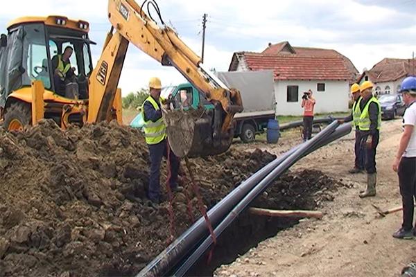Negotin: Rekonstrukcija vodovodnog sistema Barbaroš