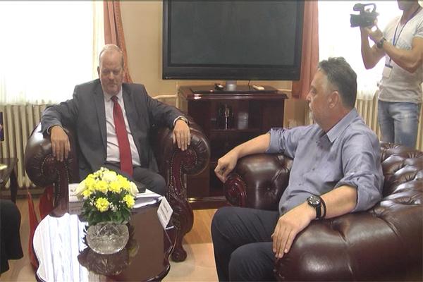 Ambasador Holandije posetio Zaječar