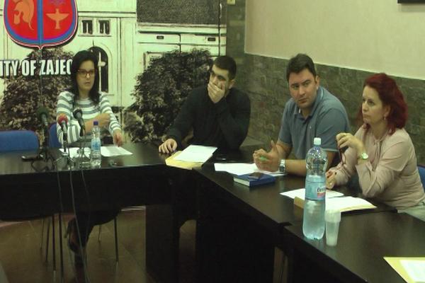 U Zaječaru održana 14. sednica Gradskog veća