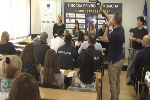 Okrugli sto u Regionalnoj privrednoj komori u Zaječaru