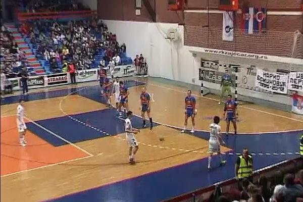 Rukometna utakmica 4. kola Druge lige istok u Zaječaru
