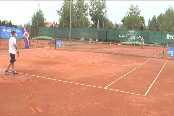 Još jedan teniski turnir u Zaječaru