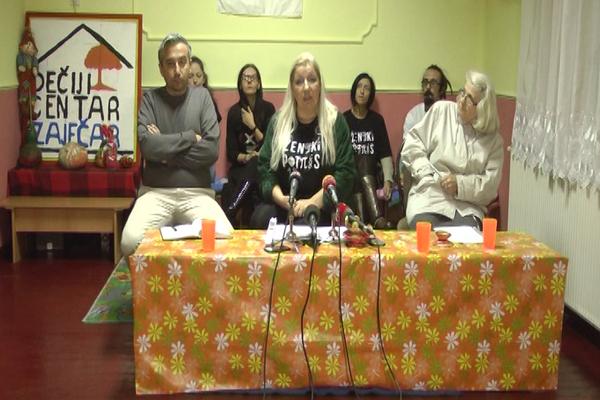 Udruženja Dečiji centar, Rime i L Down u borbi za svoja prava
