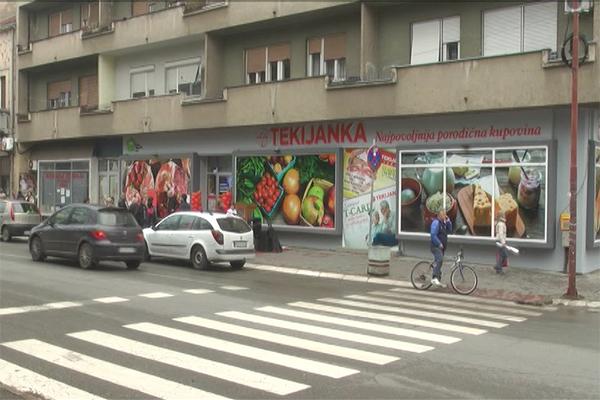 Tekijanka otvorila svoji prvi prodajni objekat u Knjaževcu