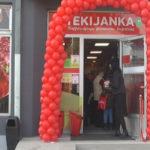 Tekijanka otvorila još jedan Market u Knjaževcu