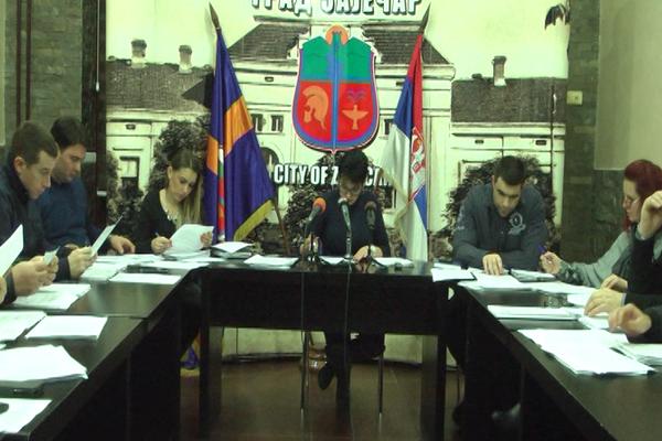 U Zaječaru održana 30. sednica gradskog veća