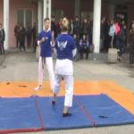 Zaječar: Karateom protiv nasilja