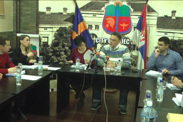 U Zaječaru je održana 23. sednica gradskog veća