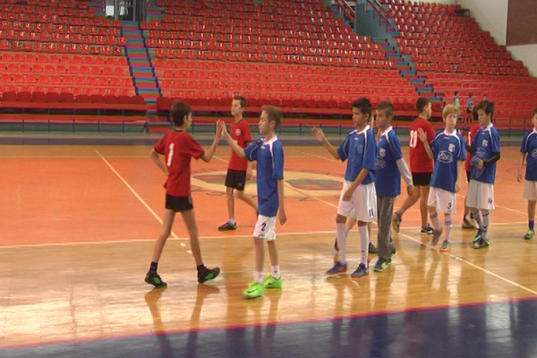 Mini Maxi liga u Zaječaru