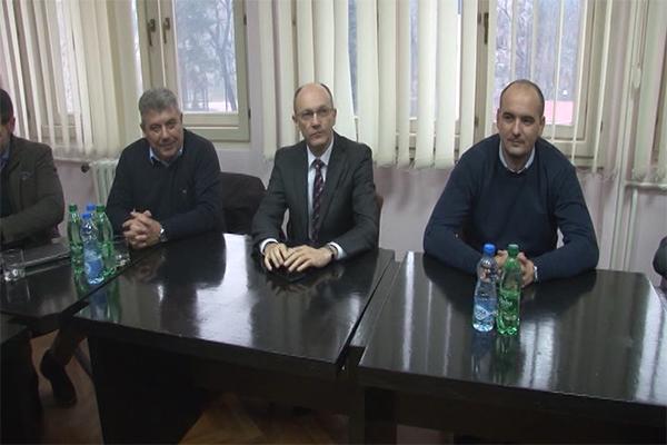 Ministar zaštite životne sredine Goran Trivan posetio Negotin