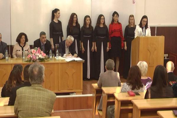 Dodeljene diplome za završene doktorske studije na fakultetu za menadžment u Zaječaru,