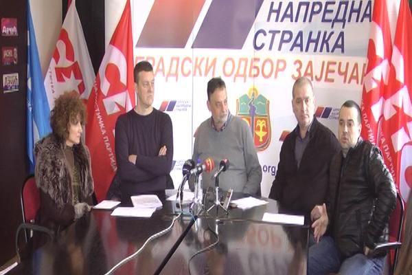 U Zaječaru potpisan koalicioni sporazum