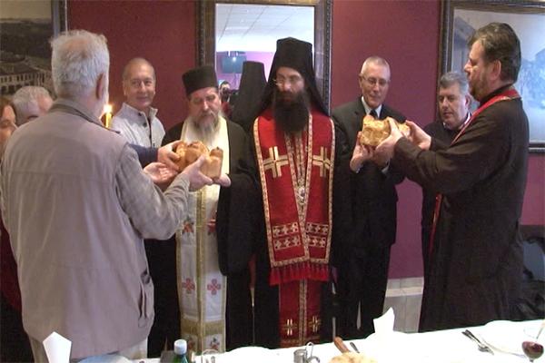 Nacionalni savet Vlaha i Vlaška stranka obeležila je slavu Svetog Simeona Mirotočivog