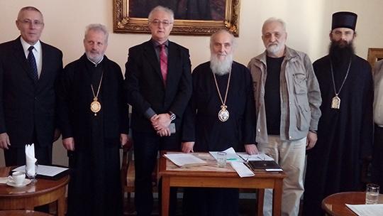 Sveti Sinod Srpske Pravoslavne Crkve održao je sednicu sa predstavnicima Nacionalnog saveta Vlaha