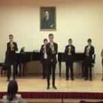 """Negotin: Održano treće memorijalno takmičenje trubača i kamernih ansambala """"Mile Paunović"""""""