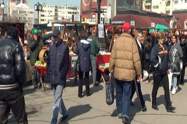 Počeo Uskršnji bazar u Zaječaru