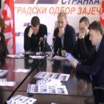 Zaječar: SNS sa koalicionim partnerima održao konferenciju za medije povodom predstojećih izbora za članove Saveta mesnih zajednica