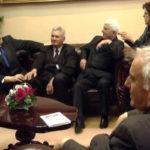 Udruženja vojnih penzionera Zaječara, Bugarske i Rumunije u poseti gradskoj upravi