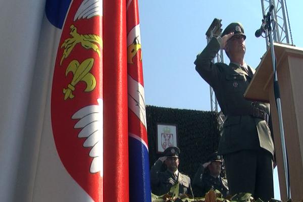Obeležen dan Vojske Srbije u Zaječaru