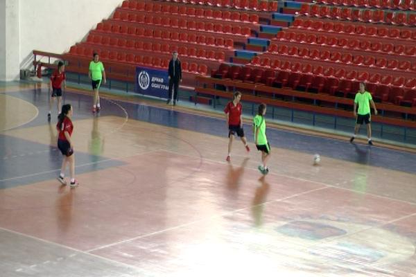 U zaječarskoj Hali sportova održano Međuokružno takmičenje u futsalu