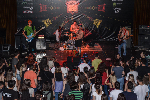 Zaječar:  Najbolji regionalni Red Hot Chili Peppers tribute bend u Omladinskom centru