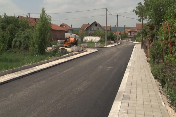 Negotin: Akcija asfaltiranja ulica