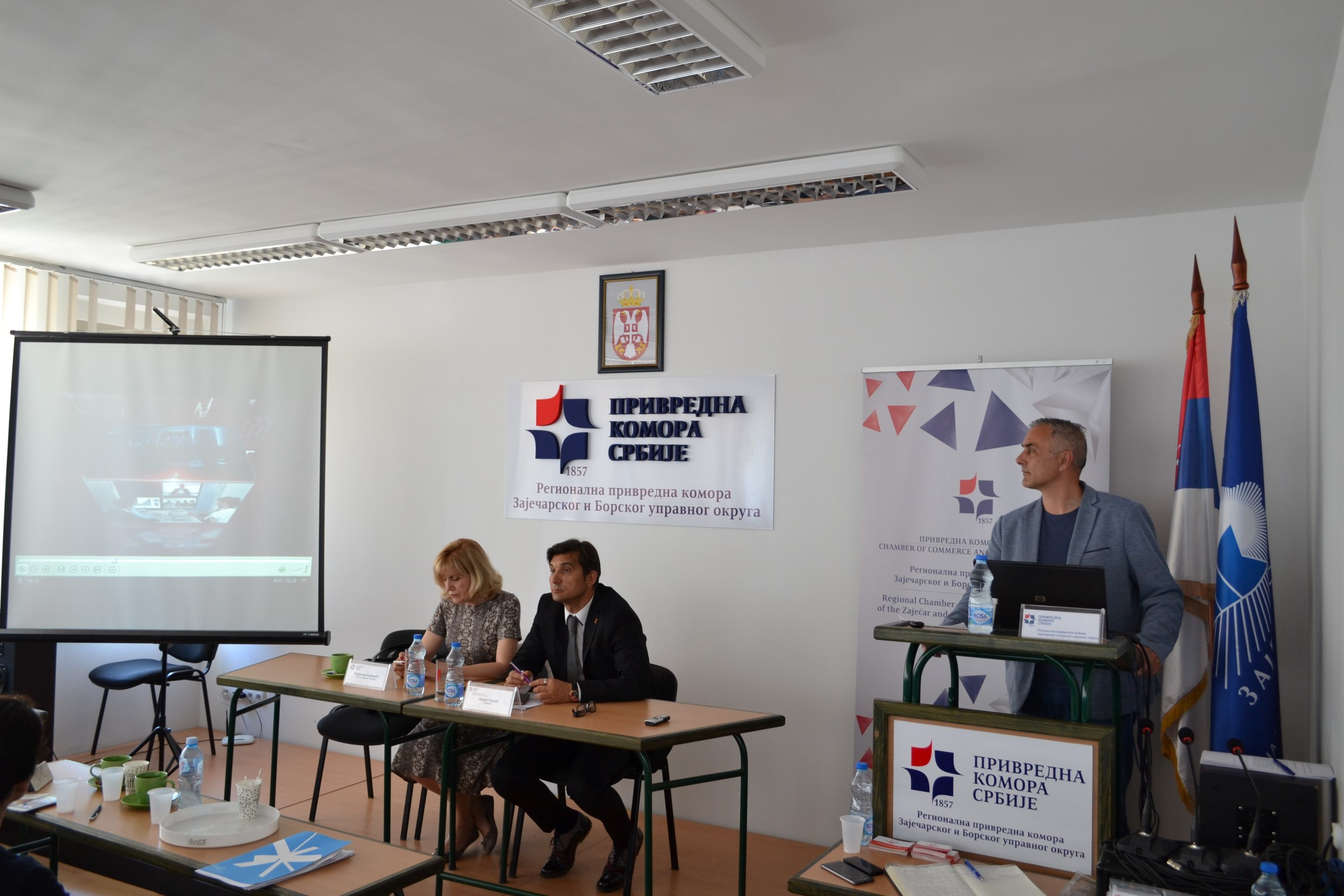 Zaječar: Održan je tematski sastanak Parlamenta i privrednika Timočkog regiona