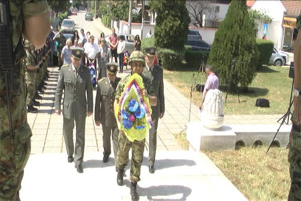 U Zaječaru je obeležen 9. maj Dan pobede u Drugom svetskom ratu