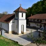 Crkva Vaznesenja Gospodnjeg u manastiru Vratna ukrašena novim freskama