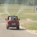 Zaječar: Obaveštenje o akciji suzbijanja komaraca na teritoriji GRADA ZAJEČARA