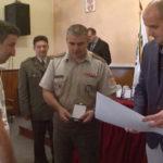 Negotin: Posebne pohvale i značke vojnicima koji su kao dobrovoljci služili vojni rok u periodu od 2011. do 2015. godine
