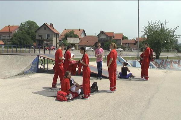 Ekipa Zaječara se plasirala na Državno takmičenje u pružanju prve pomoći