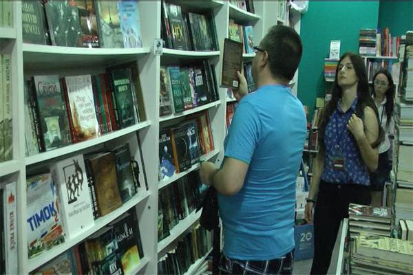 Noć knjige u Zaječaru protekla zadovoljavajuće