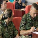 Ponosno nosili uniformu: Vojnicima uručene značke i zahvalnice