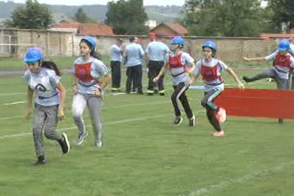 Pre Državnog vatrogasnog takmičenja u Zaječaru održan pripremni trening