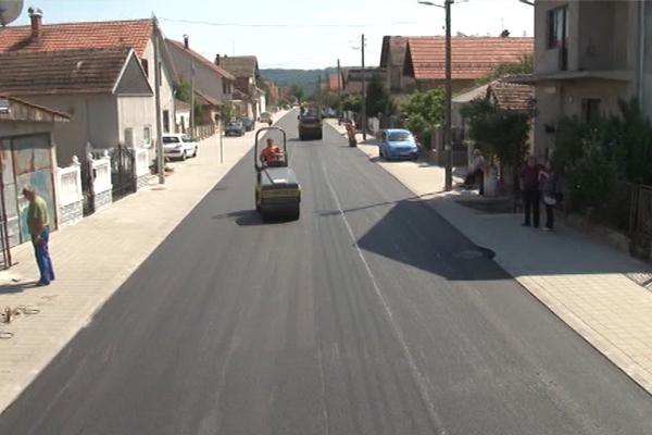 Negotin: Završeni radovi na detaljnoj rekonstrukciji Milinkove i Daničićeve ulice
