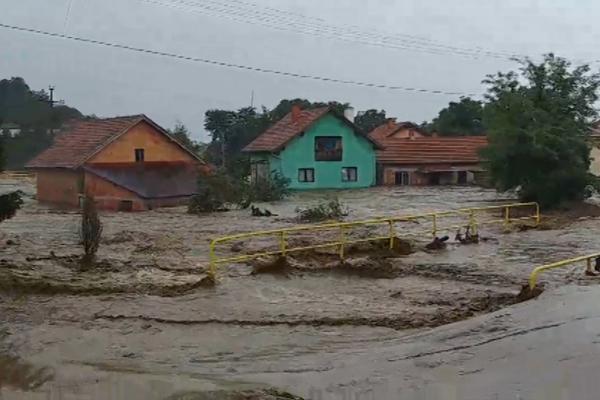 Žagubica: Vanredna situacija u naseljima Žagubica, Izvarica, Ribare, Krepoljin, Vukovac, Milatovac, Jošanica!