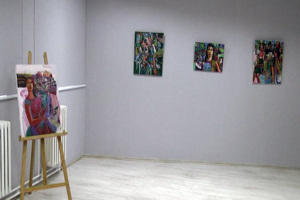 """Izložba """"Lik žene"""" u Boljevcu"""