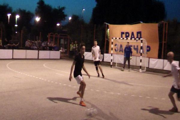 Počeo je Kup grada Zaječara u malom fudbalu