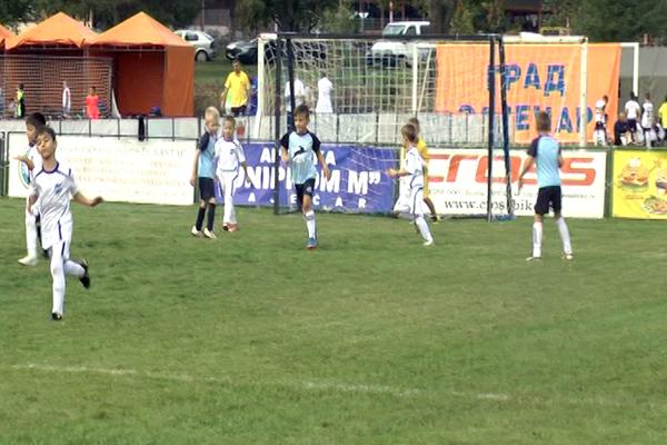Takmičenje u fudbalu spaja mališane na Kraljevici