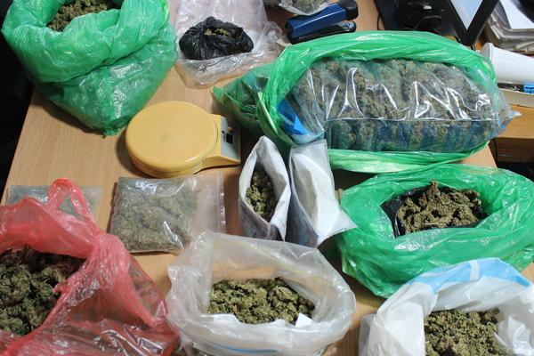 Policija pronašla kilogram i 700 grama marihuane u Zaječaru