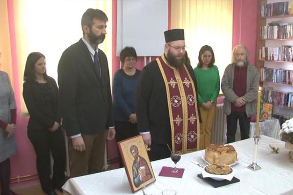 Narodna biblioteka u Negotinu obeležila je slavu ustanove Svetog Luku