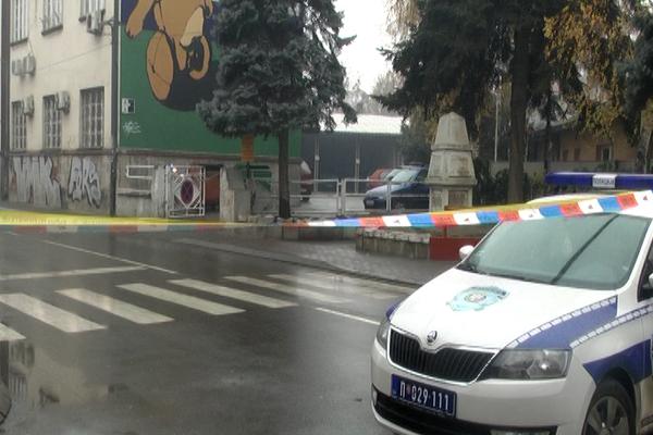 Zaječar: Pronađena torba za koju se sumnja da je bomba