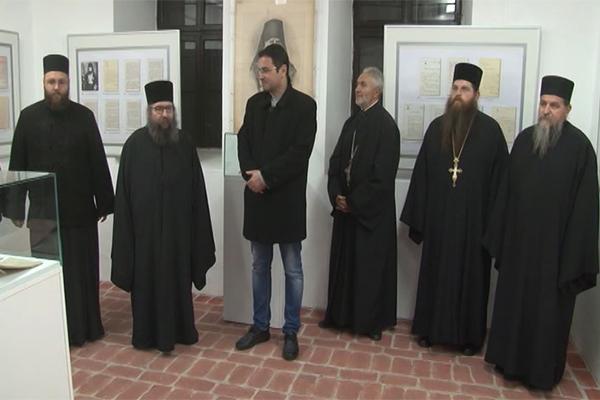 """Negotin: Otvorena izložba """"120 godina od upokojenja mitropolitaMihaila Jovanovića"""""""