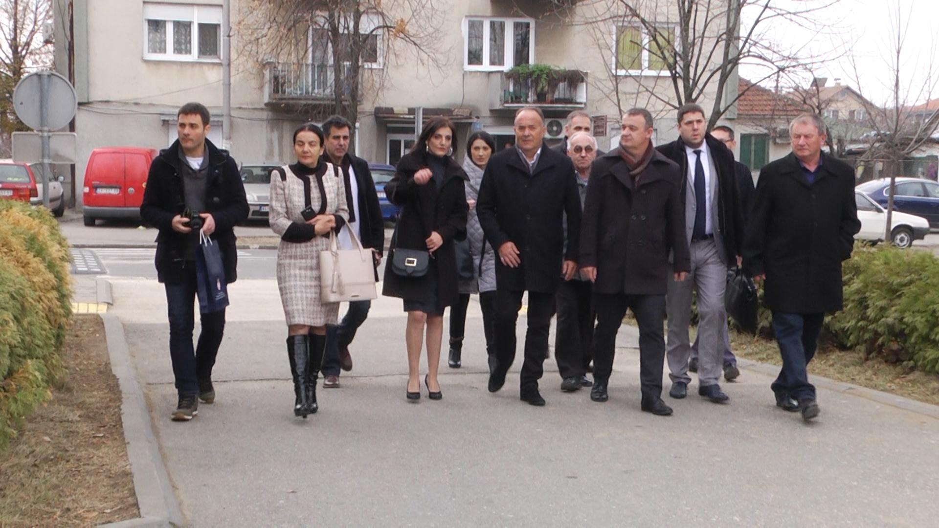 Ministar prosvete Mladen Šarčević posetio je opštinu Kladovo