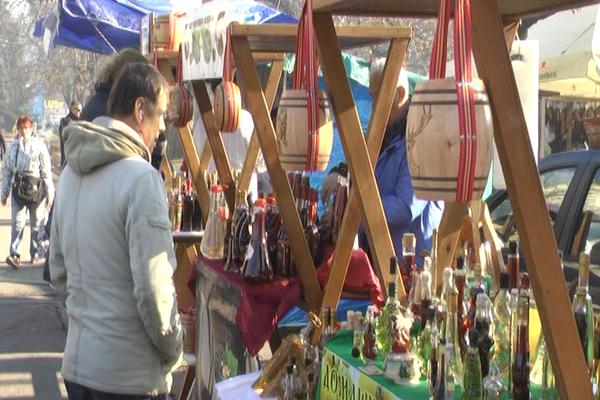 """""""Novogodišnji bazar u Zaječaru"""""""