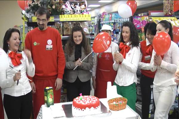 Tekijanka obeležila prvi rođendan u Zaječaru
