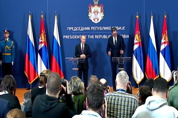 Pitali smo Zaječarce šta misle o Putinovoj poseti Beogradu